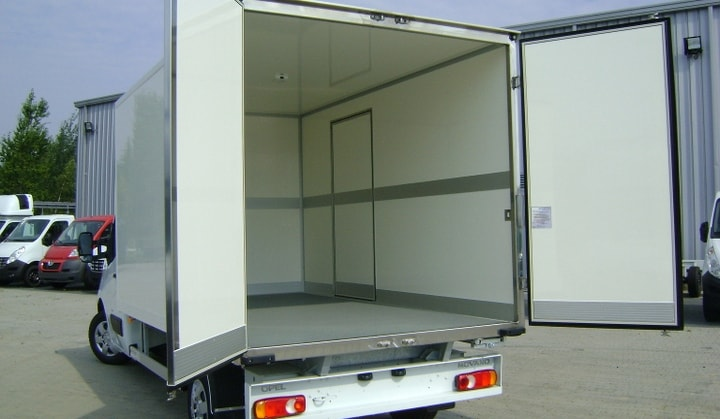 opel movano transport